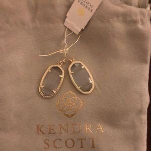 NWT Kendra Scott Dani Earrings